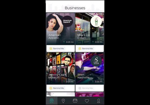 Stroll Mobile App